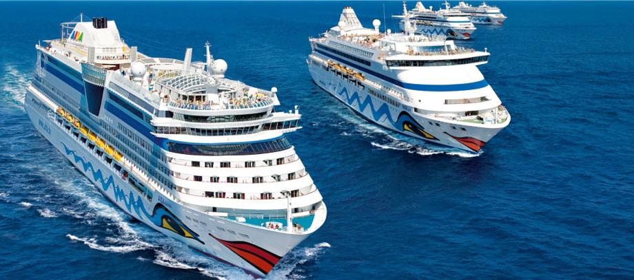 AIDA Flotte